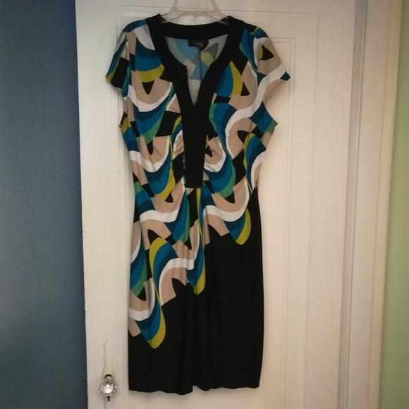 Alfani Dresses & Skirts - Alfani multicolored dress